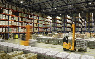 A Look at Upkeep: Three Tips to Manage Your Warehouse Organization